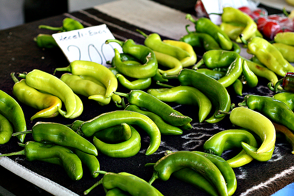 lecso peppers in Budapest
